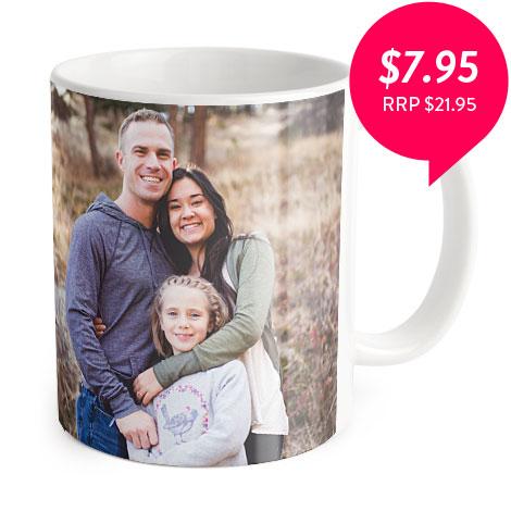 Coffee Mug (Full image wrap)