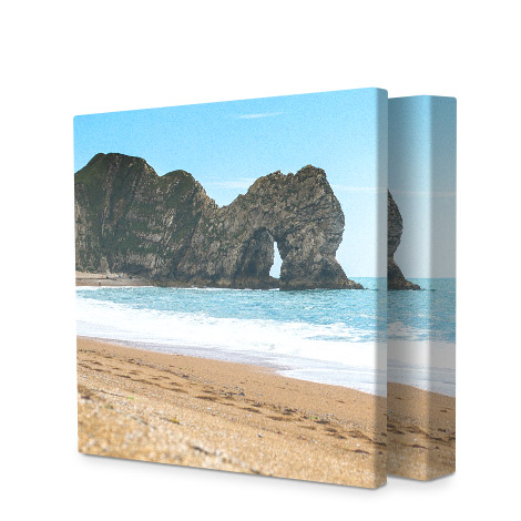 "Square 12x12"" Slim Photo Canvas Print"