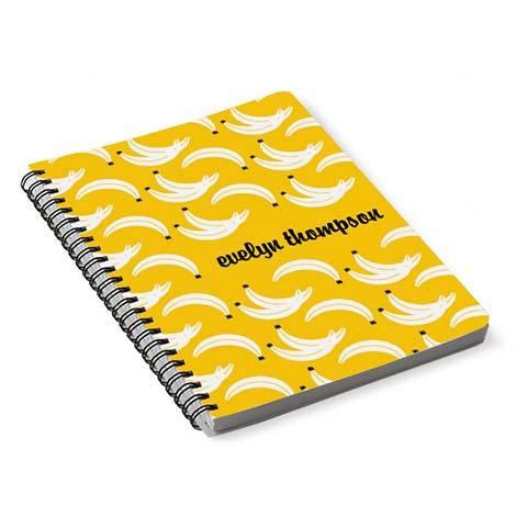Spiral Notebook A5