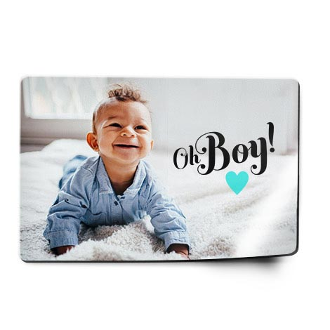 6x4'' Photo Magnet