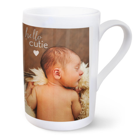 Porcelain Mug 295ml (10oz)