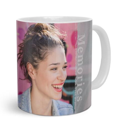 White Coffee Mug 330ml (11oz)
