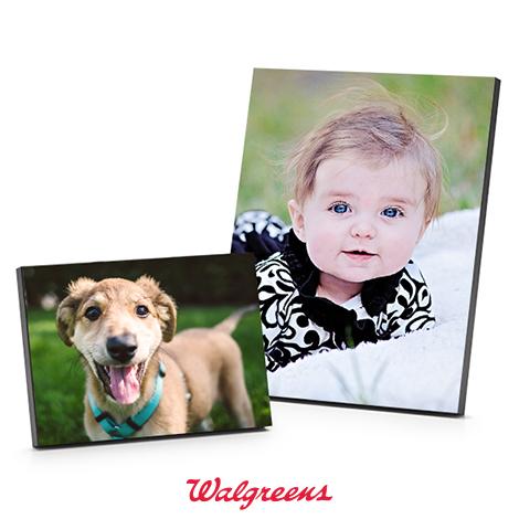 Photo Panels - Pick up at Walgreens