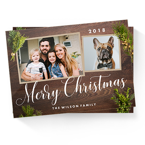 christmas holiday - Holiday Christmas Cards