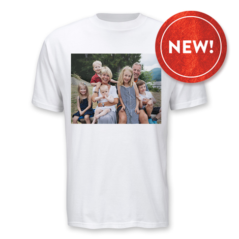 Custom Photo T-shirt