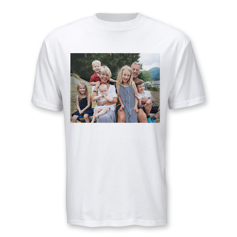 Icon Custom Photo T-shirt