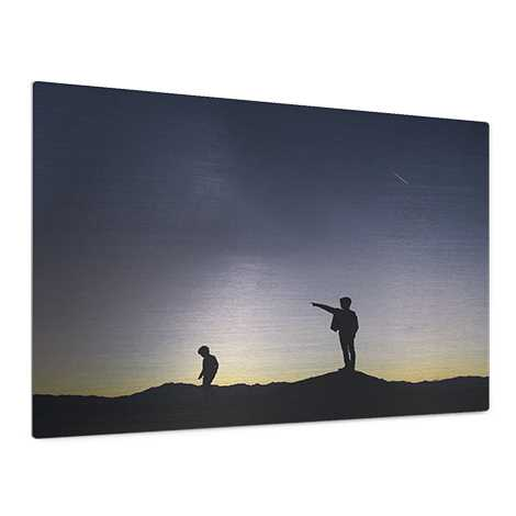 Icon Metal Photo Panel