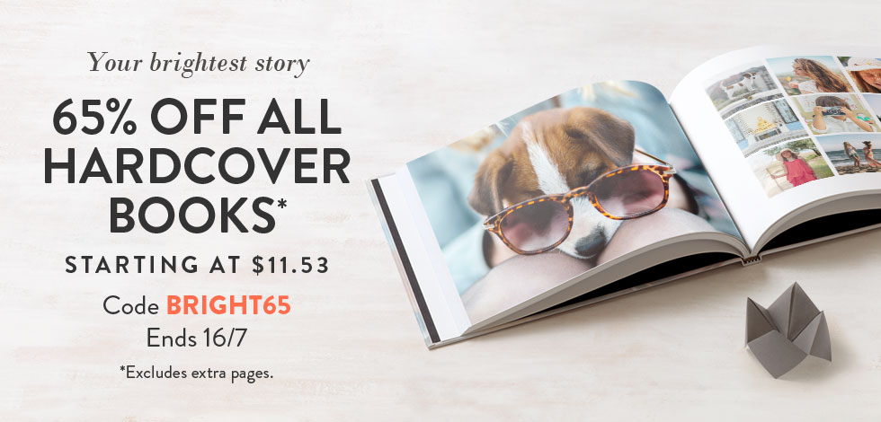 65% off all Hardcover Books. Starting from $11.53.