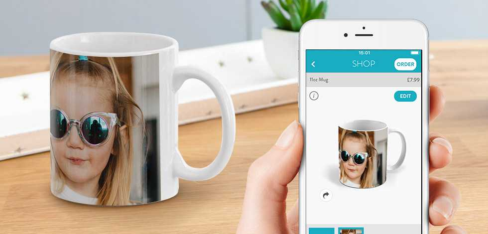SHOP MUGS ON THE APP IMAGE