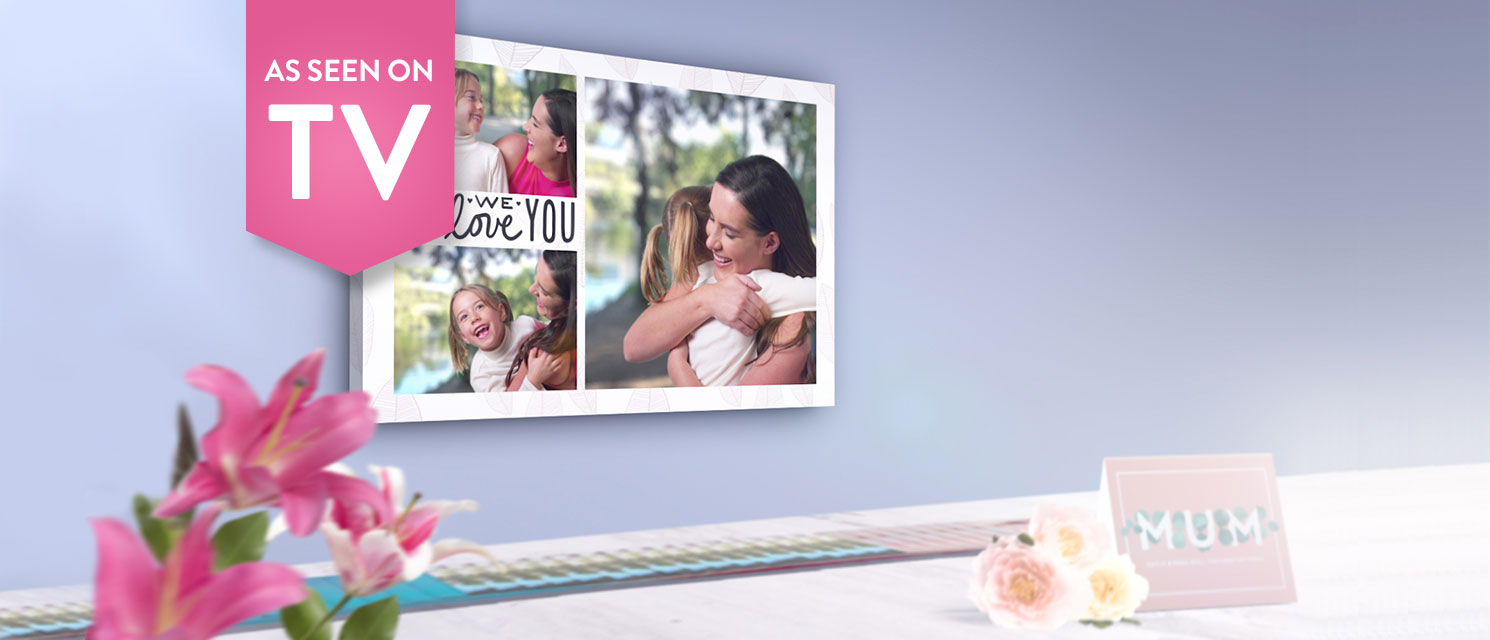 24x16'' Slim Canvas for just £20!