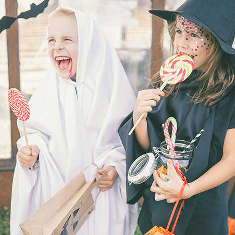 Spooktastic Halloween Photos