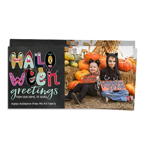 Halloween Greetings Fun