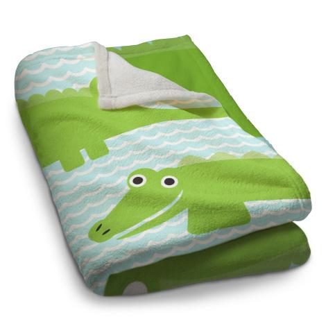 Plush Fleece Photo Blanket
