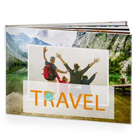 Travel photo albums