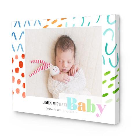 Baby Canvas designs