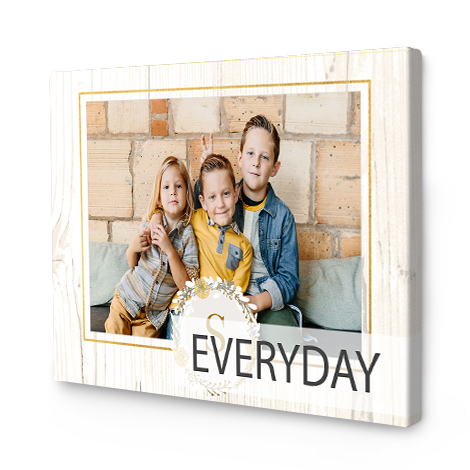 Everyday Canvas designs