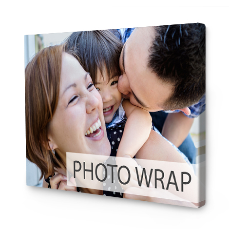 Canvas Photo Wrap