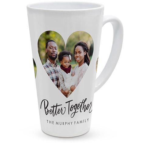 Latte Mug 17oz