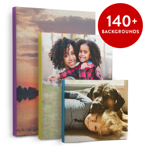 Canvas Print - Color Wrap