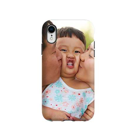 Icon iPhone XR Case, Tough