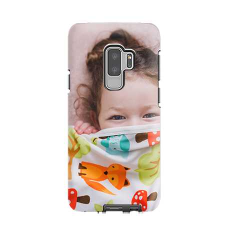 Icon Samsung Galaxy S9 Plus Case, Tough