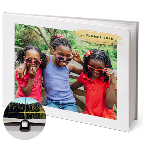 11x14 HARDCOVER BOOK