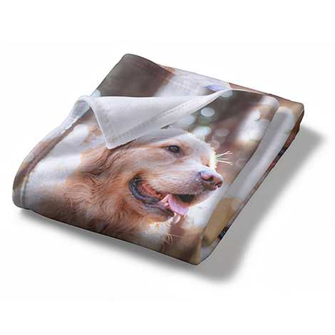 Arctic Fleece Photo Blanket, 30x40