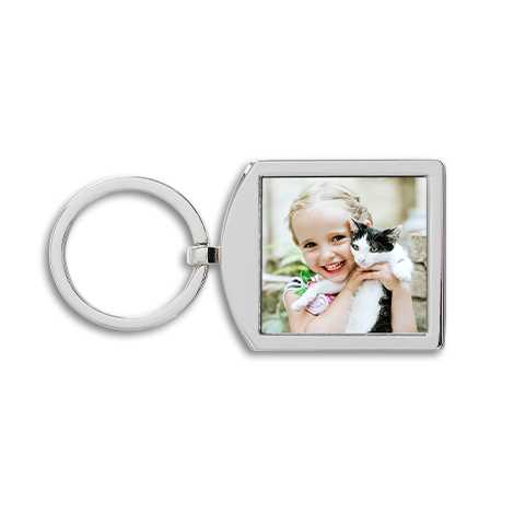 Icon Photo Keychain