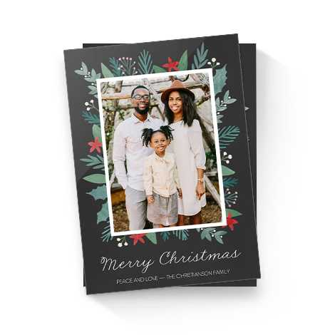 Personalized Christmas Cards.Photo Cards Personalized Cards Christmas Cards Holiday