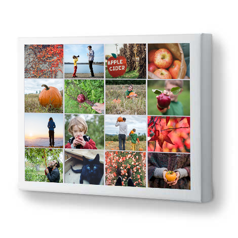 Collage Canvas Prints