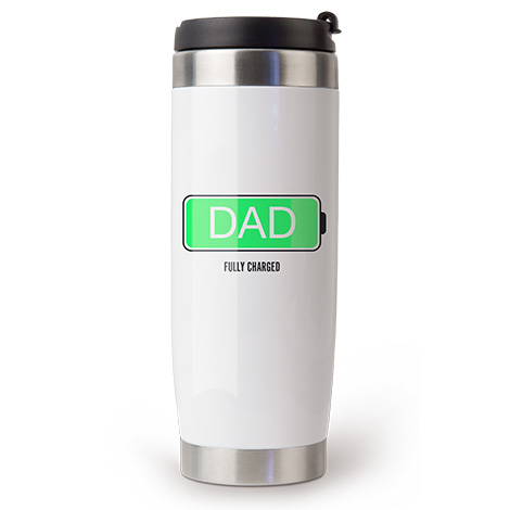 Insulated Travel Tumbler, 15oz.