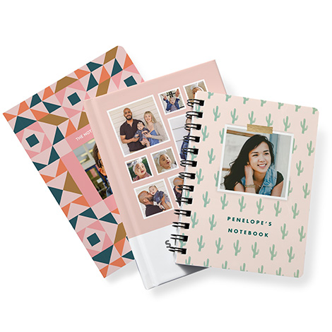 Notebooks + More!