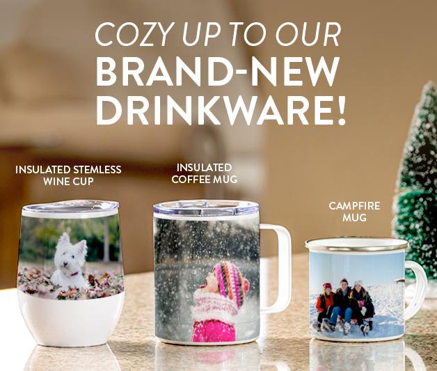 New Drinkware