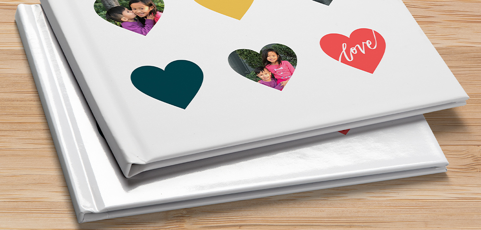 Upgrade your book to a matte cover