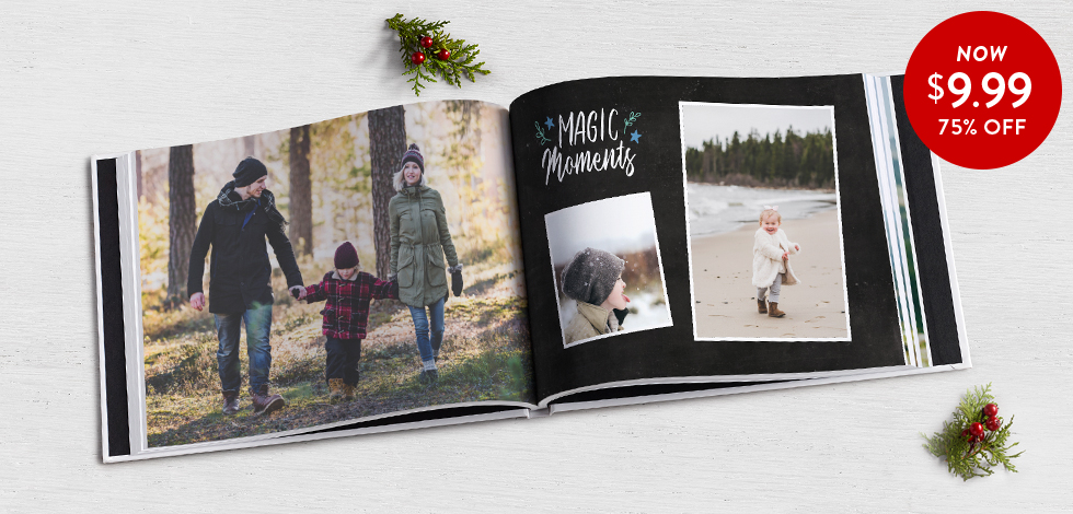 8X11 Hardcover Photo Book