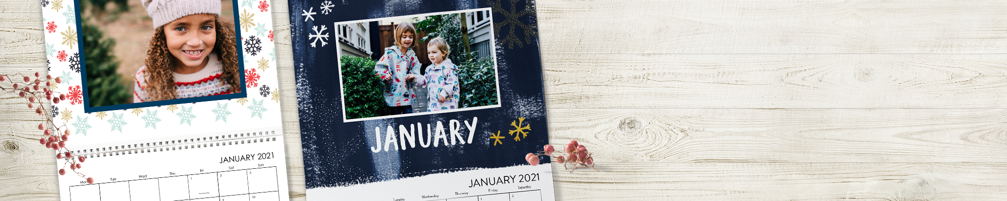 2021 Photo Calendars