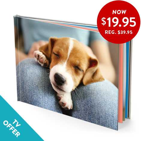 20x28cm hardcover book (satin pages)