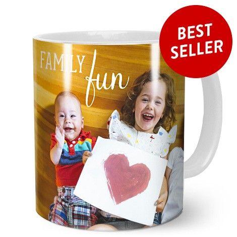 White Coffee Mug 330ml