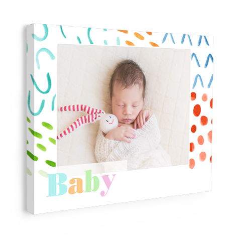 Baby Canvas designs