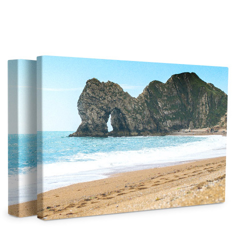Landscape 50x40cm Slim Photo Canvas Print