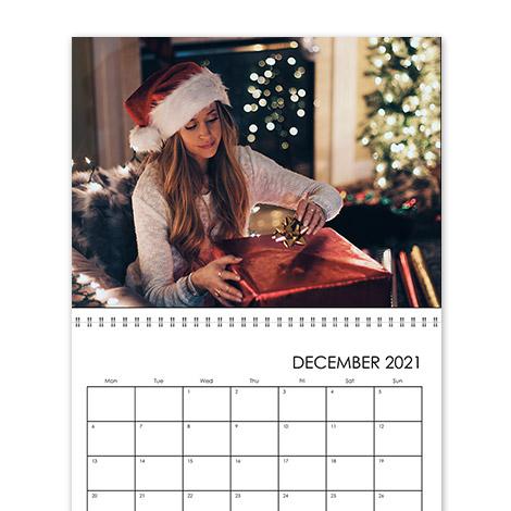 Full Photo Calendar