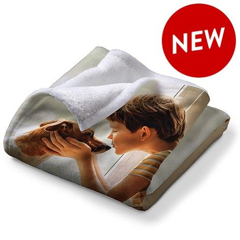 Photo Blankets Image tile