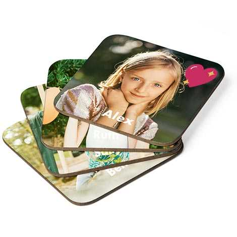Photo Coasters Image