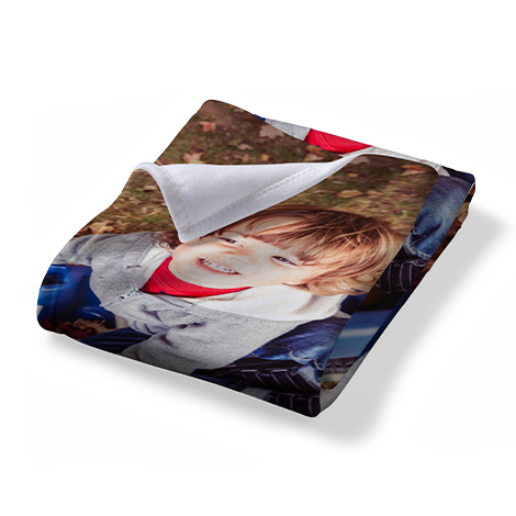 Arctic Fleece Photo Blankets