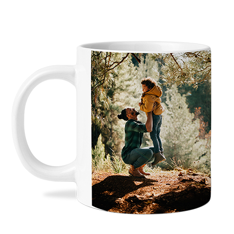 Personalized 11oz Photo Coffee Mug Designs