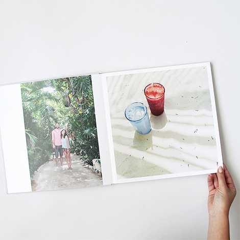 First Year Marriage Photo Book