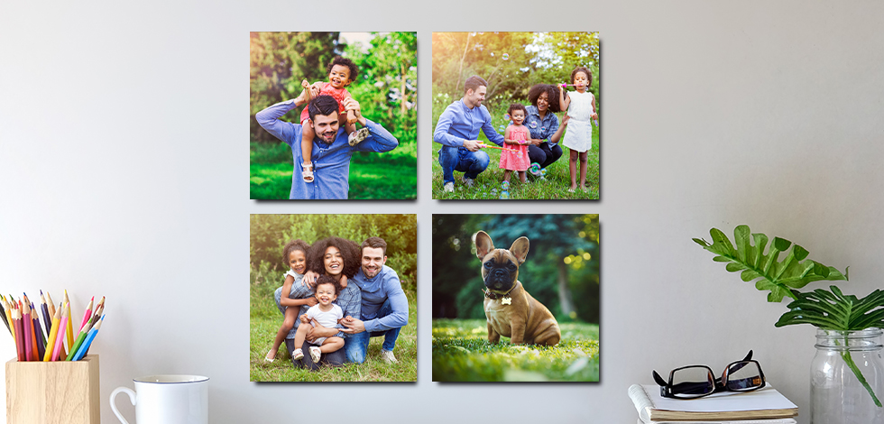 PICTURE-PERFECT PHOTO TILES
