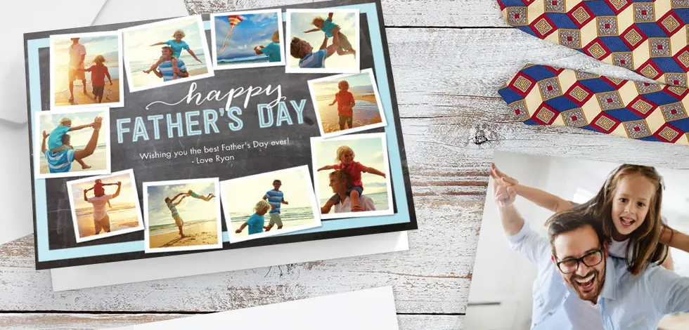 Father's Day Photo Gifting Inspiration & Tips