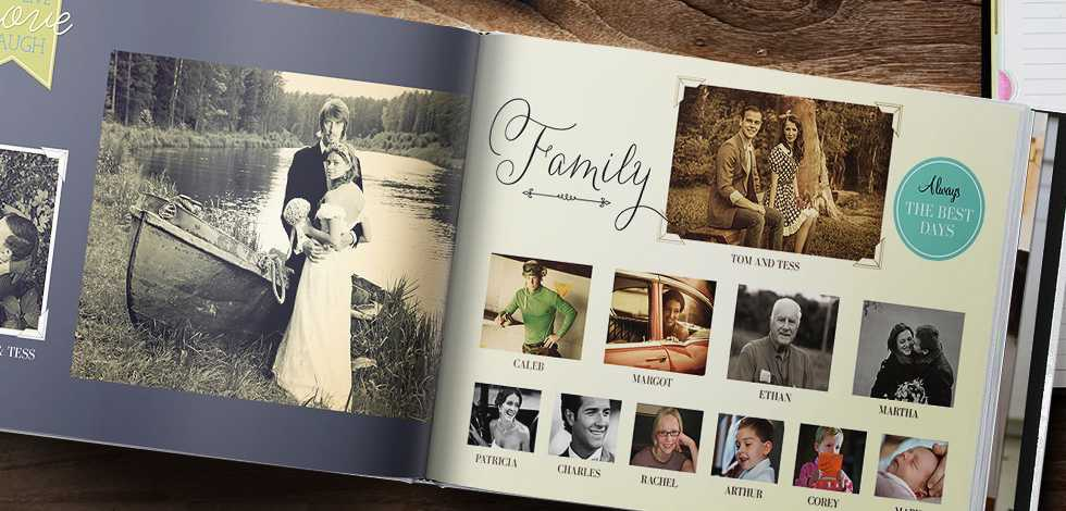Document your family history