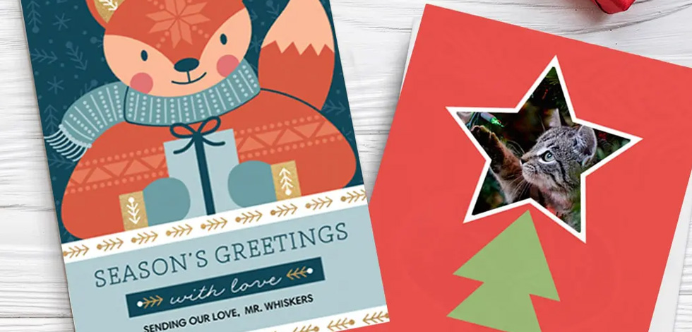 Creative Tips for Pet-Themed Christmas Cards